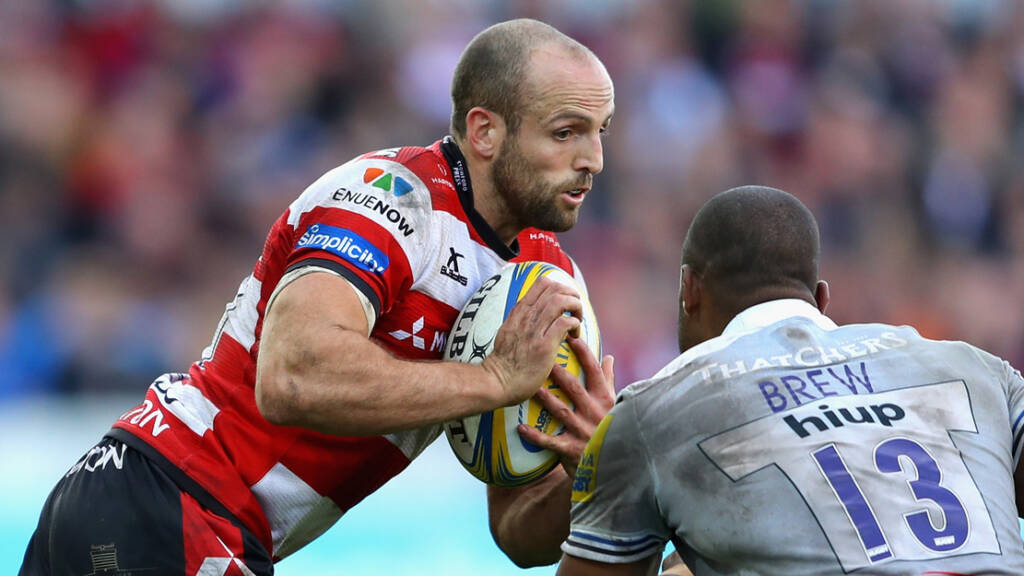 Sharples to notch up 200th competitive Gloucester appearance at Exeter