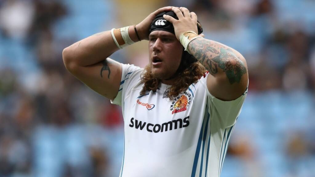 Williams insists Exeter Chiefs are not panicking