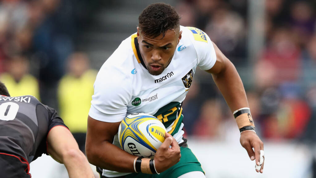 Northampton Saints team announced for Harlequins trip