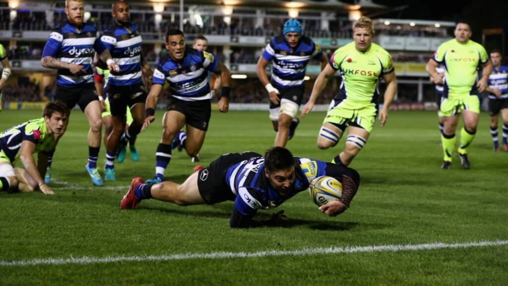 Match Reaction: Bath Rugby 30 Sale Sharks 3