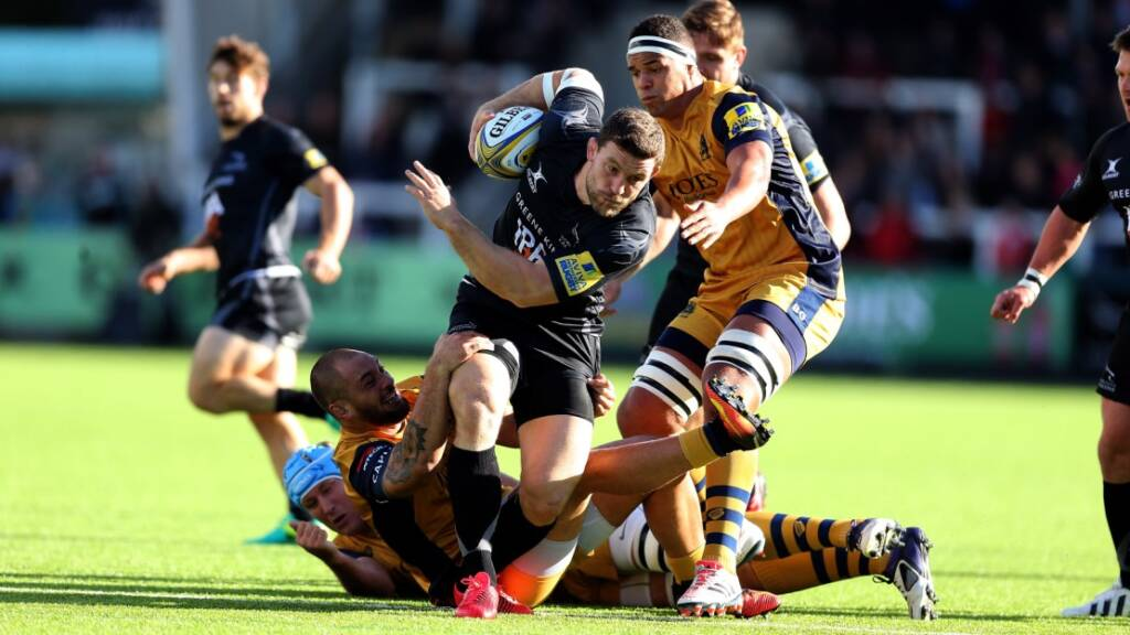 Match Report: Newcastle Falcons 19 Bristol Rugby 14
