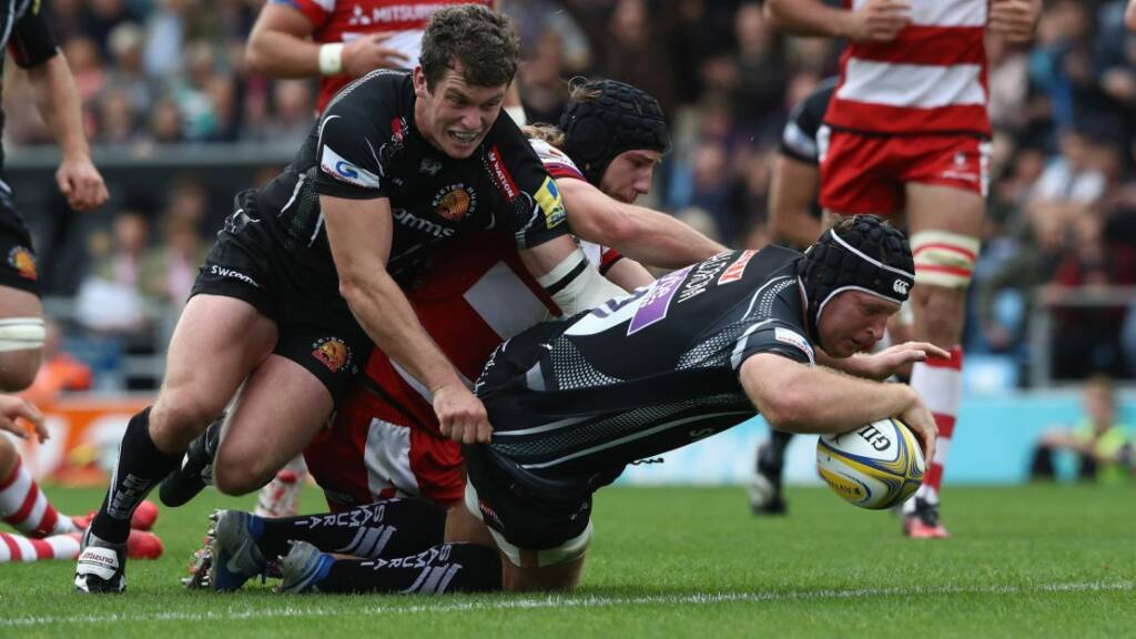 Match Report: Exeter Chiefs 27 Gloucester Rugby 27