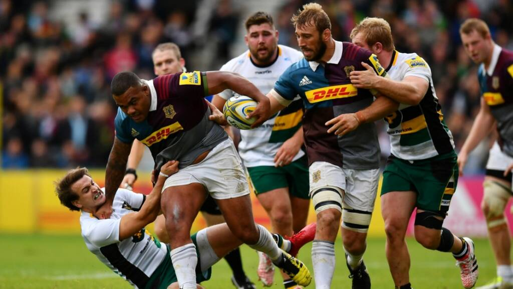 Match Reaction: Harlequins 20 Northampton Saints 9