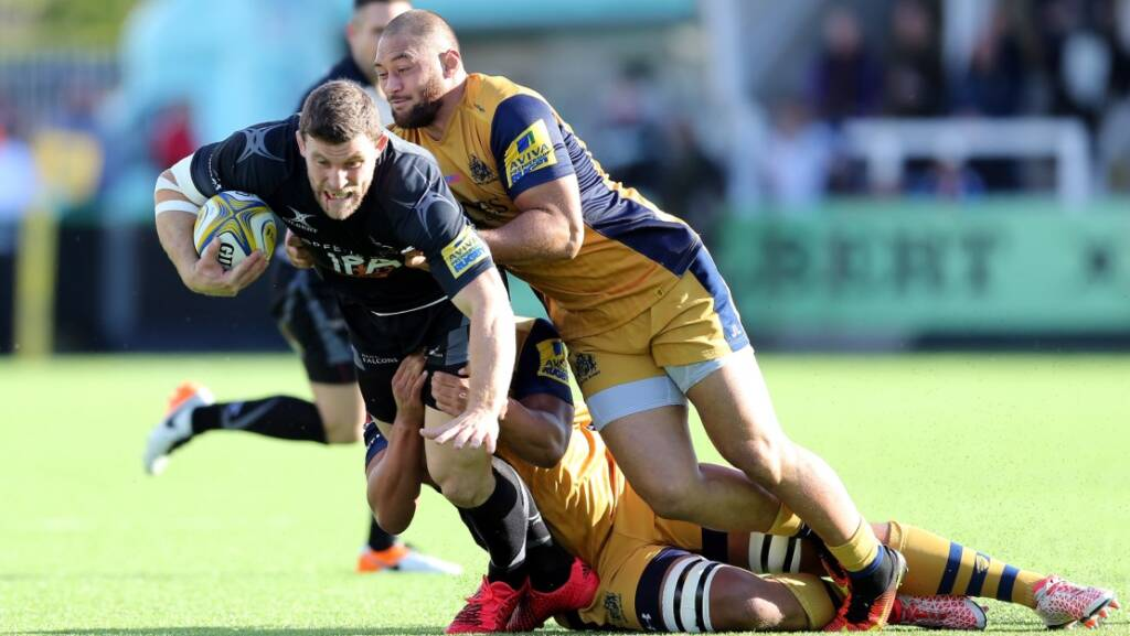 Match Reaction: Newcastle Falcons 19 Bristol Rugby 14