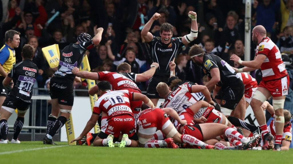 Match Reaction: Exeter Chiefs 27 Gloucester Rugby 27