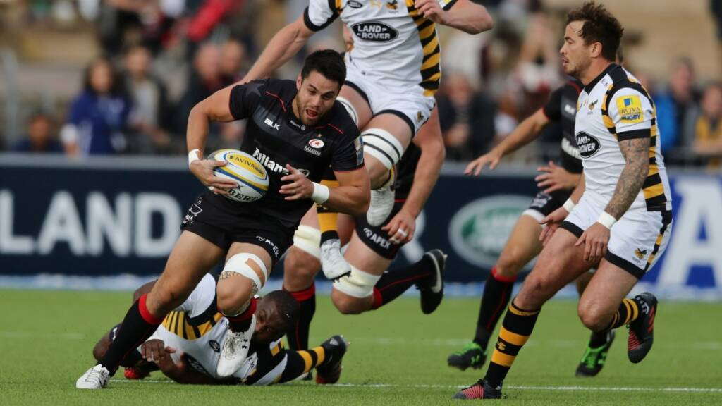 Ross Moriarty, Thomas Waldrom, Sean Maitland and Graham Kitchener top the Premiership Rugby Opta Rankings