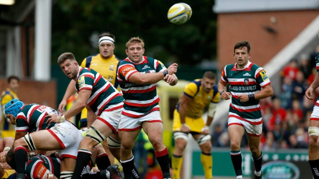 Captain Tom Youngs is targetting a home European quarter-final