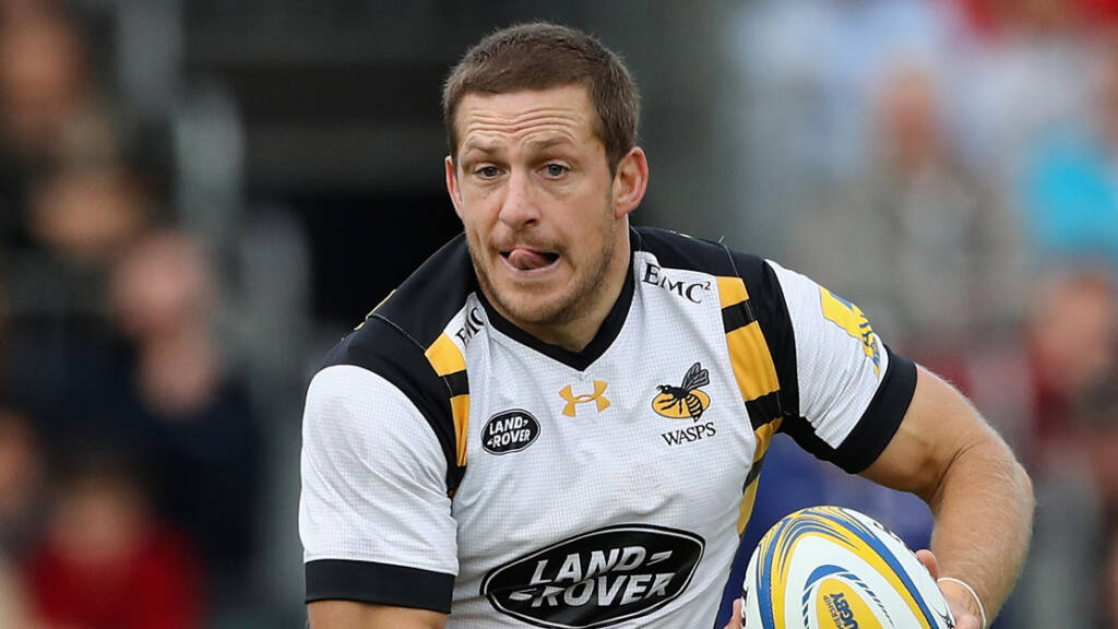 Jimmy Gopperth re-signs with Wasps