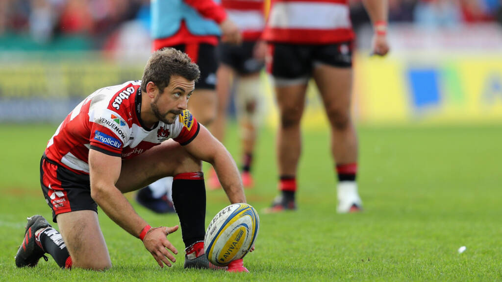 Greig Laidlaw to leave Gloucester Rugby at the end of the season
