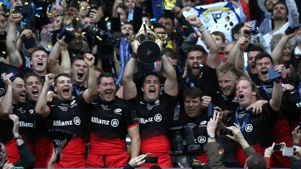 Brad Barritt: Saracens can't be complacent in Champions Cup defence