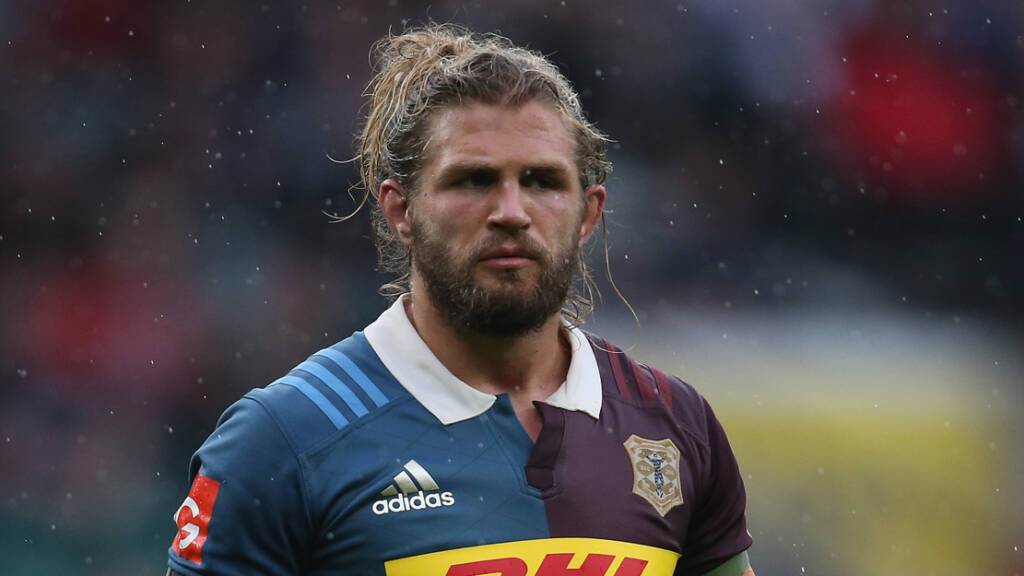 Luke Wallace re-signs for Harlequins