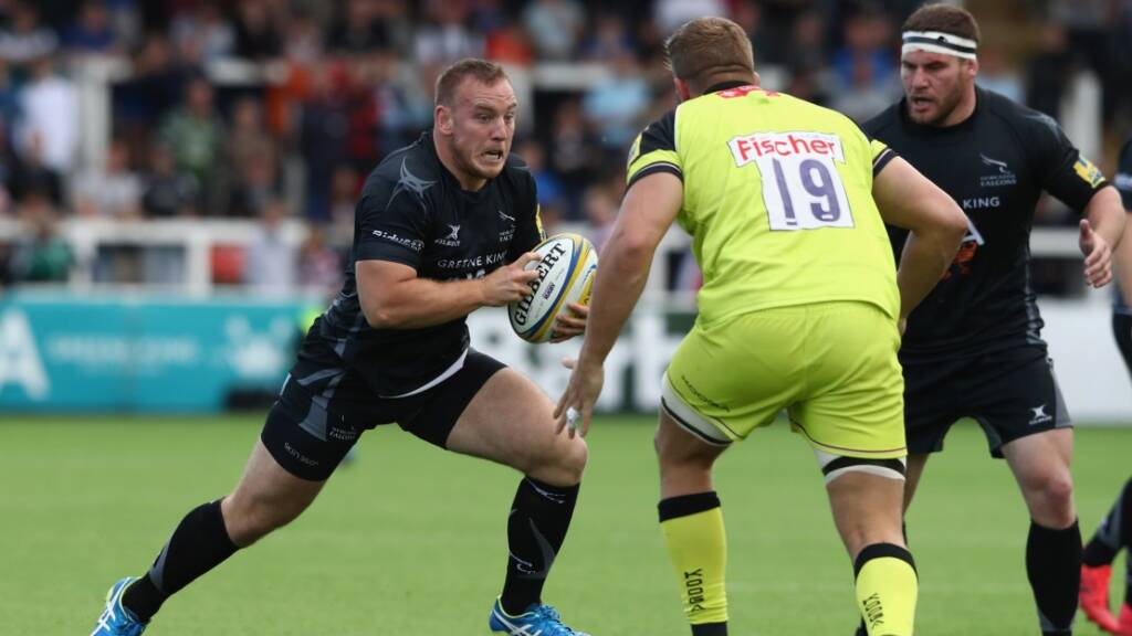 Ben Sowrey raring to go as Falcons begin Challenge Cup campaign