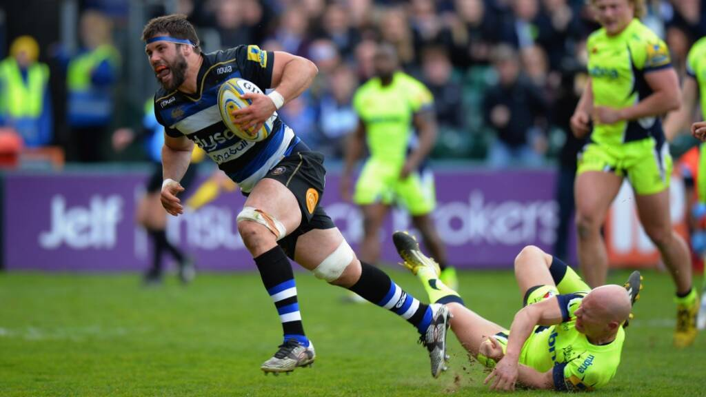 Mercer to make first appearance of season for Bath Rugby