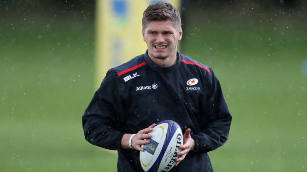 Saracens name team to face Toulon