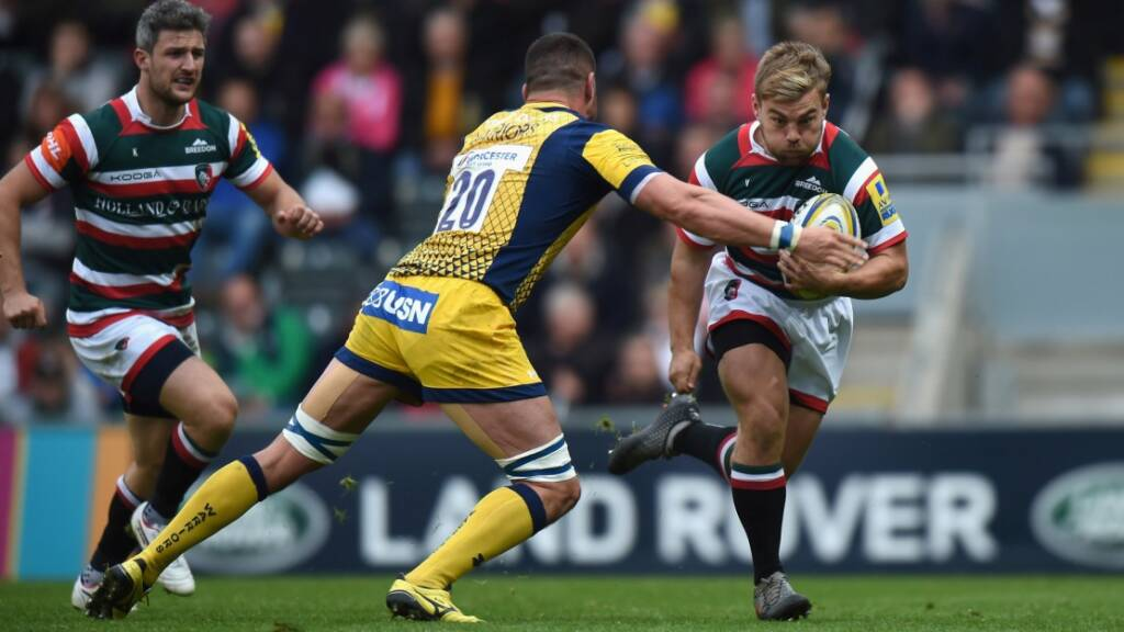 Matt Cox relishing European opportunity with Worcester Warriors