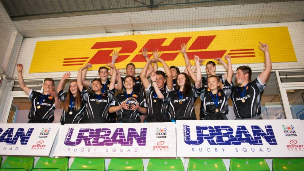 Exeter Chiefs' Urban Rugby Squad are ready to defend their title as National Festival winners