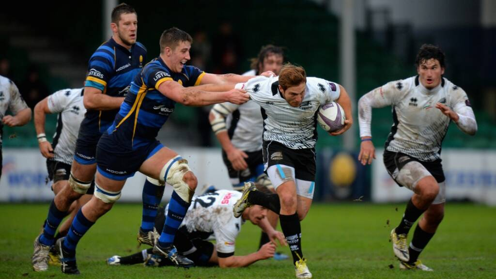 Worcester Warriors' Huw Taylor eyeing up Challenge Cup breakthrough