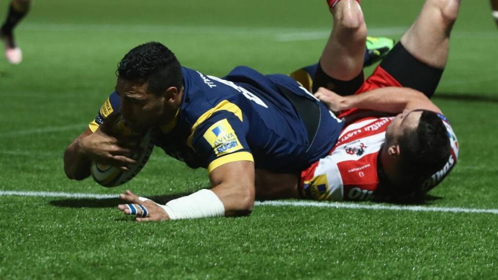 Pennell and Te'o return for Brive visit