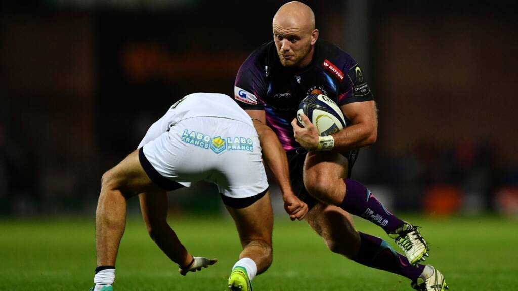 Exeter Chiefs side to face Ulster Rugby