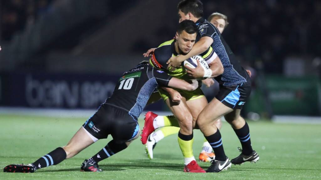 Toomua set for Leicester Tigers home debut against Racing 92