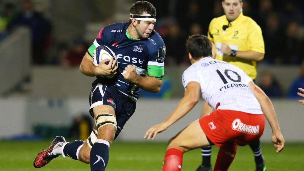 Aviva Premiership Rugby European round-up: Diamond upbeat despite Toulon defeat