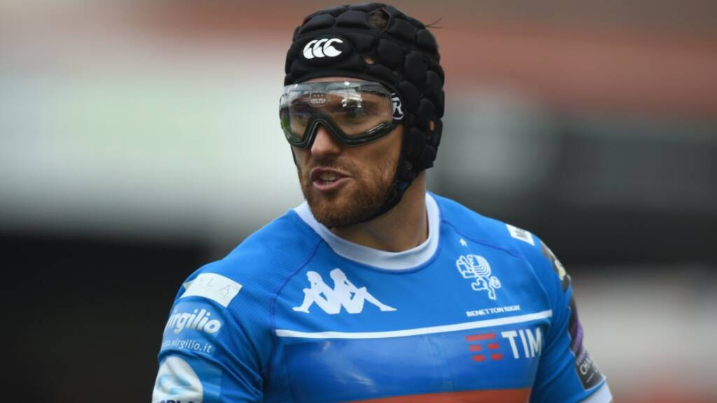 d900adf730f History made as Treviso s McKinley wears goggles against Gloucester ...