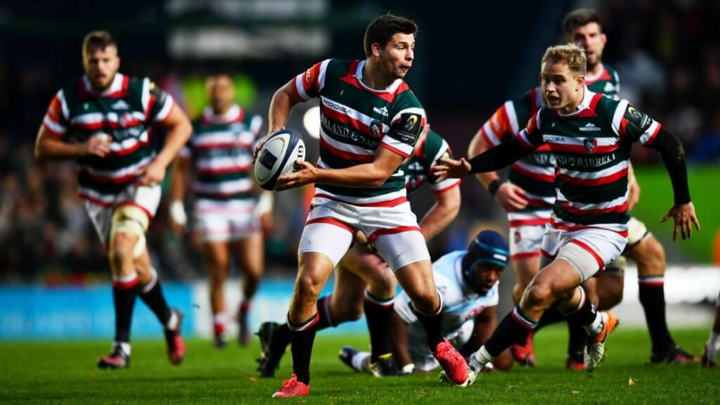 Aviva Premiership Rugby European wrap: Leicester Tigers brush Racing aside