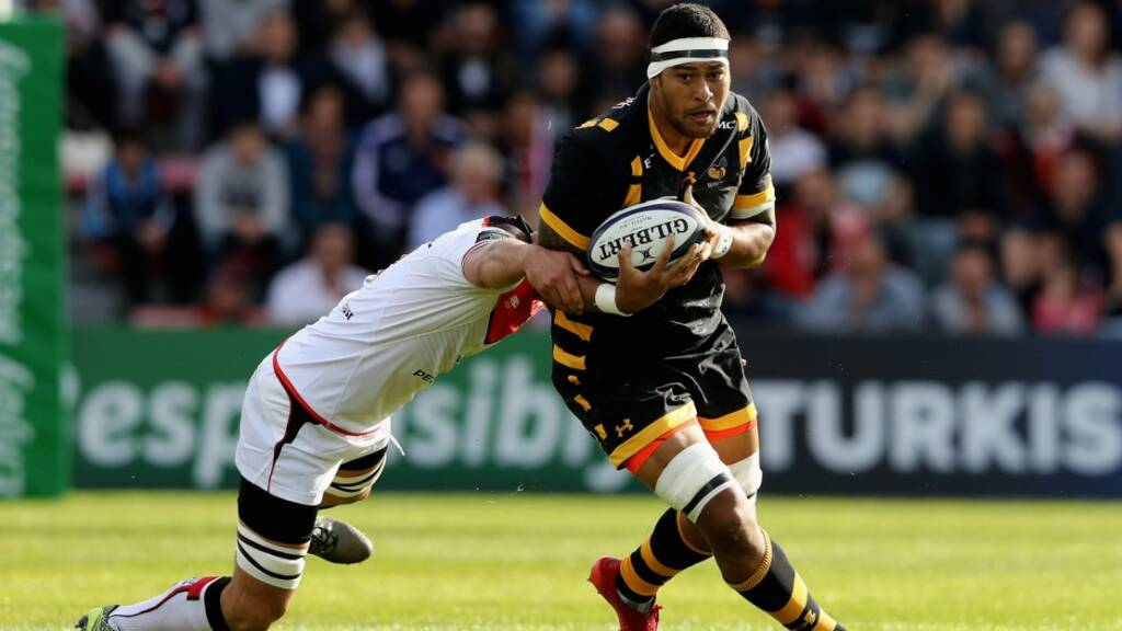 Alex Goode, Freddie Burns, Nathan Hughes, Chris Pennell, Byron McGuigan and Louis Picamoles top the Opta charts in Europe