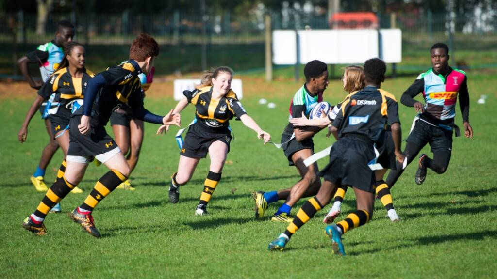 Wasps ready to battle it out at the Urban Rugby Squad National Festival