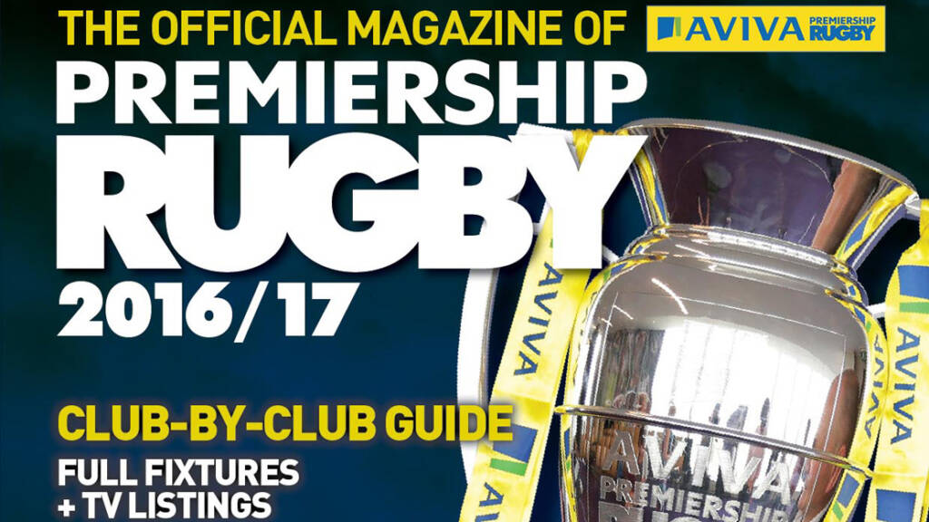 New rugby magazine hits the shelves