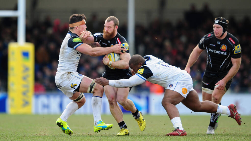 Preview: Exeter Chiefs v Bath Rugby