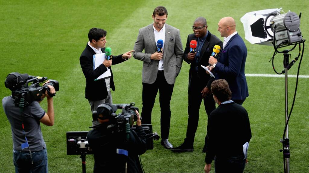 BT Sport and ITV Sport coverage of Aviva Premiership Rugby