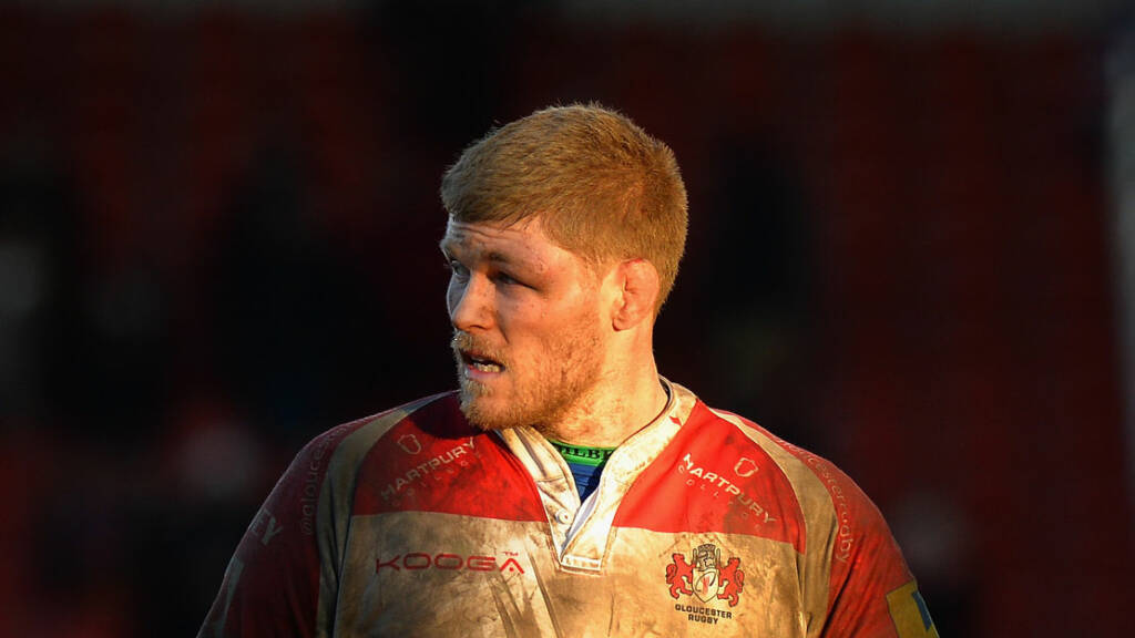 James Hudson forced to retire from professional rugby