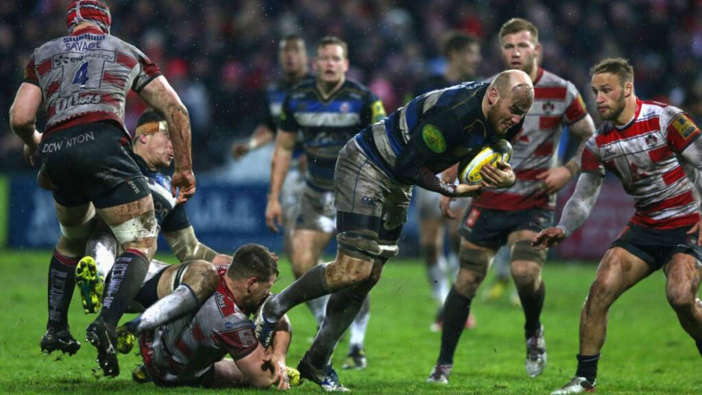 Bath Rugby Matt Garvey ready for tough Exeter Chiefs test