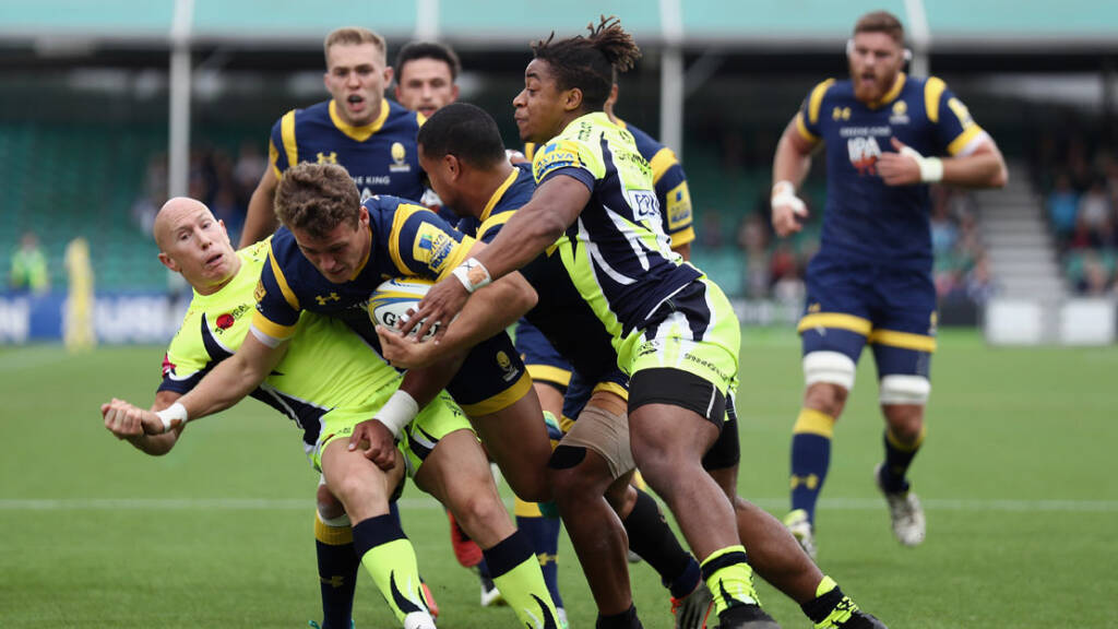 Jamie Shillcock commits future to Worcester Warriors