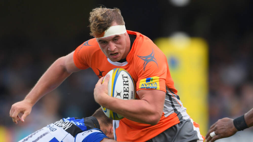 Will Witty highlights Newcastle Falcons' progress ahead of Wasps trip
