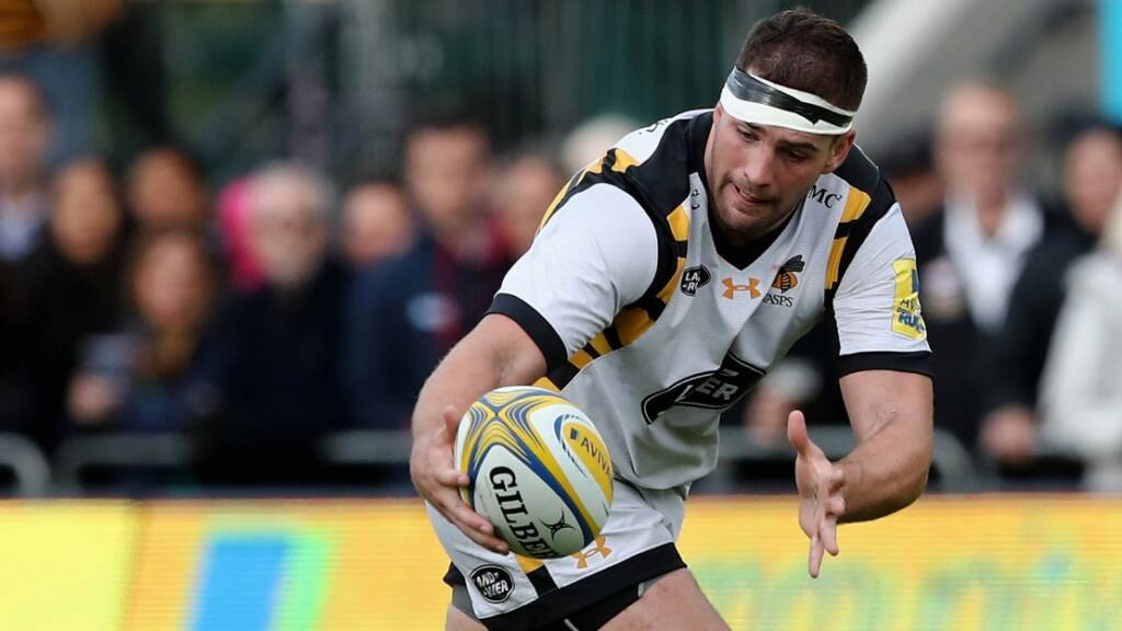 Matt Symons looking to channel Wasps' Toulouse spirit