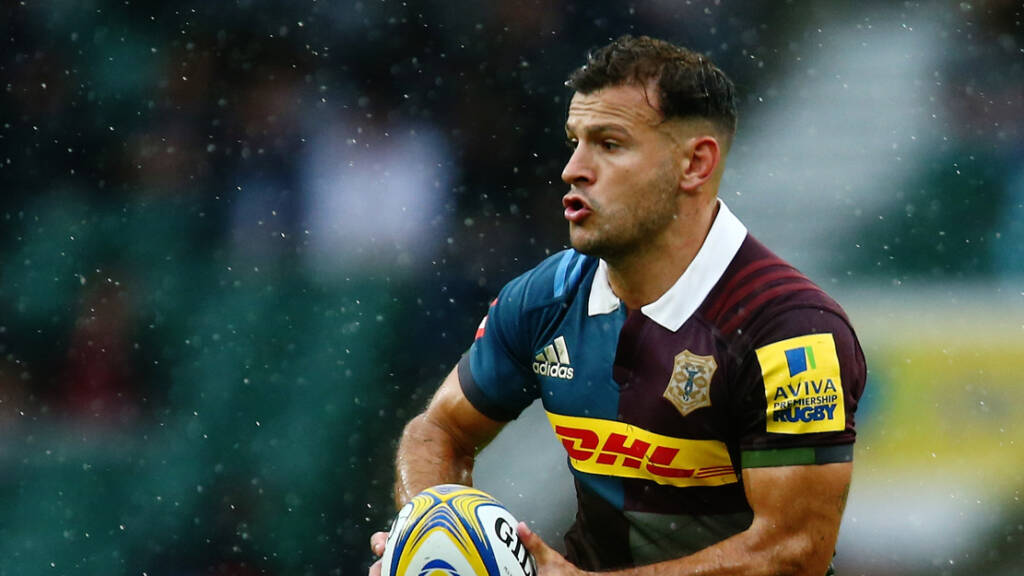 Harlequins team to play Worcester Warriors