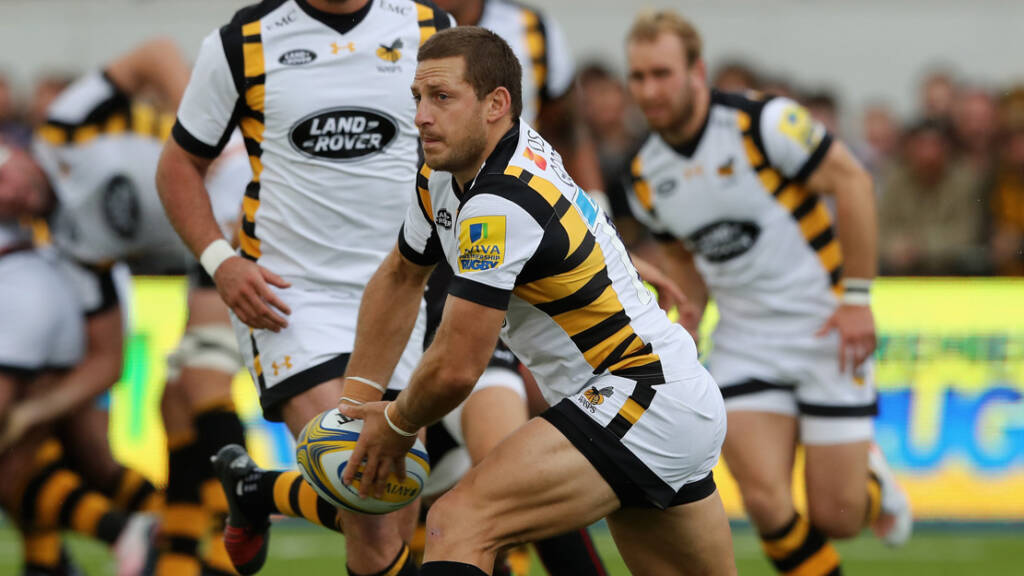 Wasps team to face Newcastle Falcons