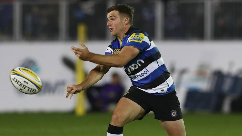 Eight Bath Rugby changes for West Country derby at Exeter Chiefs