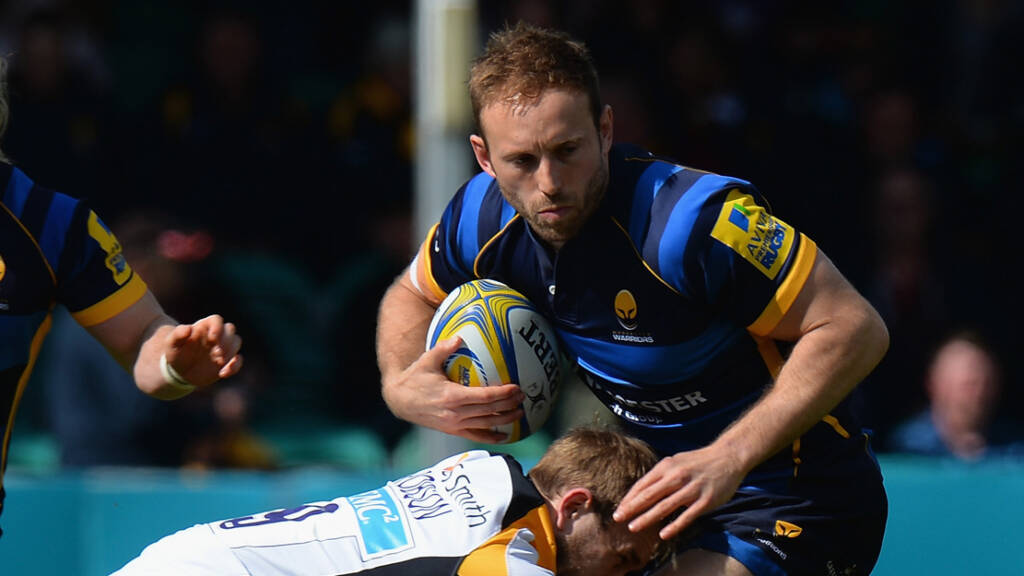 Worcester Warriors Chris Pennell to start on wing for Harlequins trip