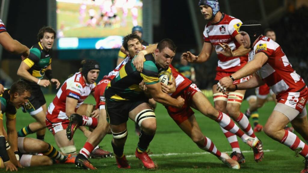 Match Report: Northampton Saints 23 Gloucester Rugby 20