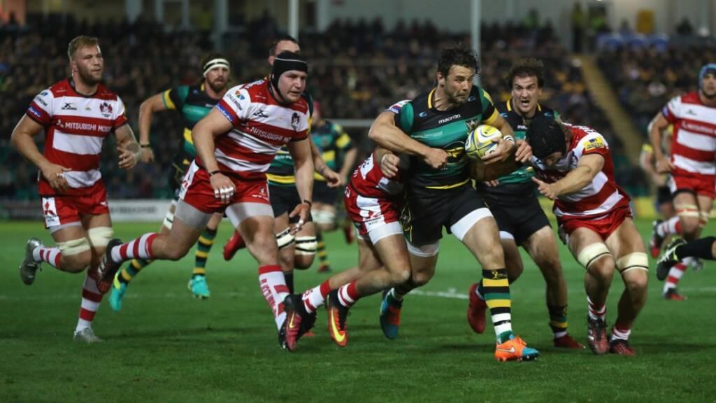 Match Reaction: Northampton Saints 23 Gloucester Rugby 20