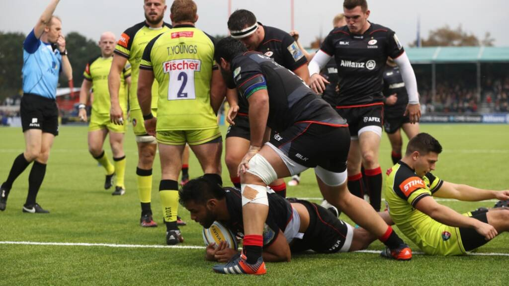 Match Report: Saracens 24 Leicester Tigers 10