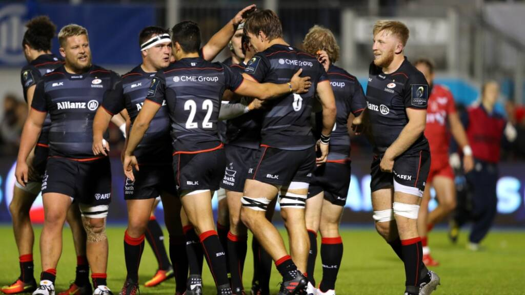 Match Reaction: Saracens 24 Leicester Tigers 10