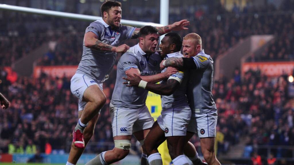 Match Report: Exeter Chiefs 10 Bath Rugby 13