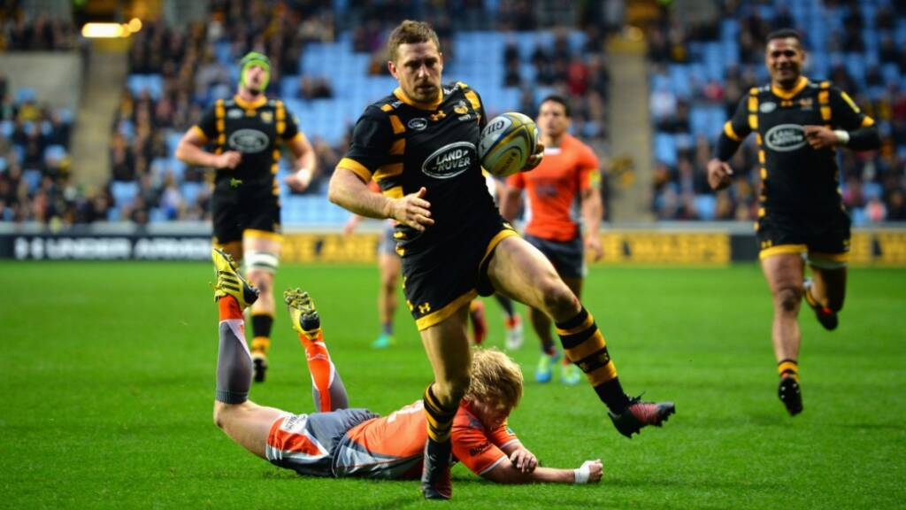 Match Reaction: Wasps 31 Newcastle Falcons 6