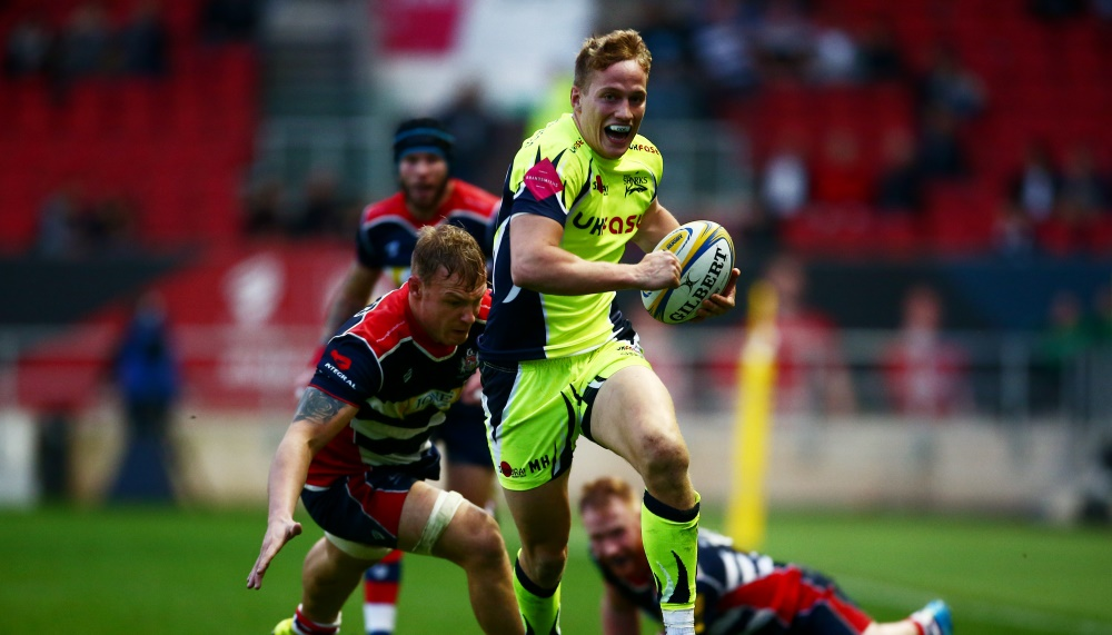 Match Reaction: Bristol Rugby 13 Sale Sharks 31
