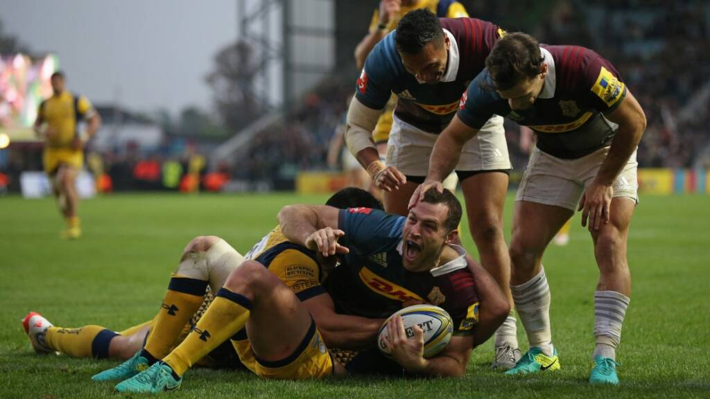 Aviva Premiership Rugby wrap: Round 7
