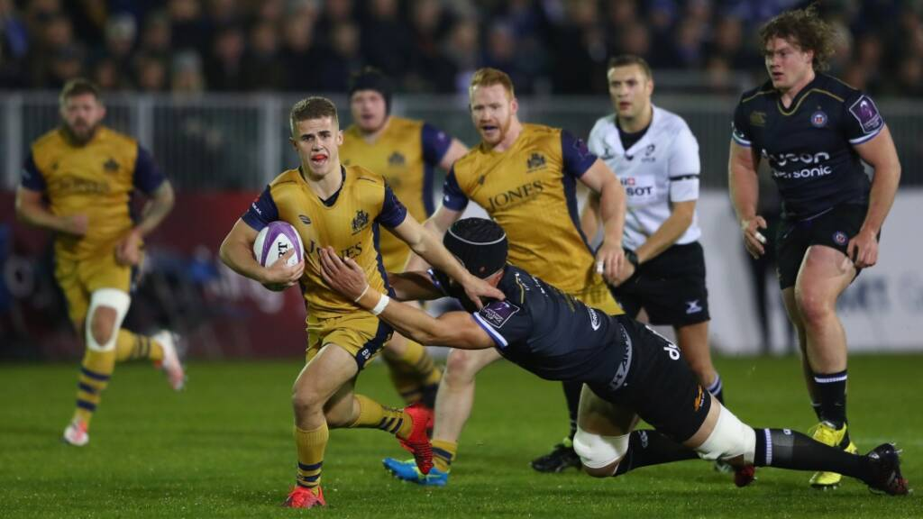 Bristol fly-half Billy Searle desperate for Anglo-Welsh Cup chance